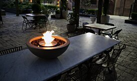 Mix 600 Range - In-Situ Image by EcoSmart Fire