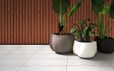 Stitch 25 Planter - In-Situ Image by Blinde Design