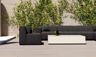 Connect Modular 4 Sofa Furniture - In-Situ Image by Blinde Design
