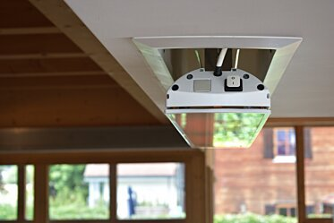 Lift HEATSCOPE® Accessorie - In-Situ Image by Heatscope Heaters