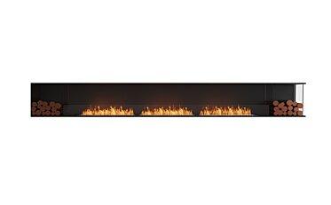 Flex 158RC.BX2 Right Corner - Studio Image by EcoSmart Fire