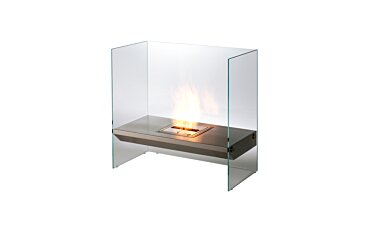 Igloo Indoor - Studio Image by EcoSmart Fire
