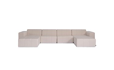 Connect Modular 6 U-Chaise Sectional Furniture - Studio Image by Blinde Design