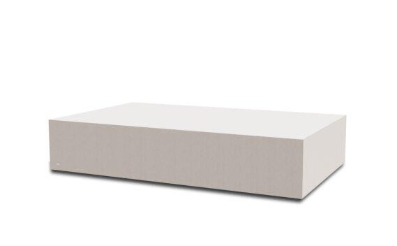 Bloc L5 Coffee Table - Bone by Blinde Design