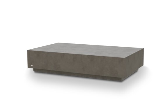 Bloc L6 Coffee Table - Natural by Blinde Design