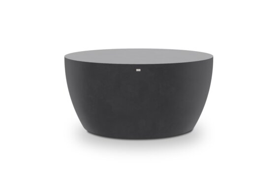 Circ M2 Coffee Table - Graphite by Blinde Design