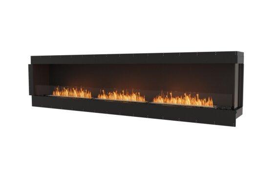 Flex 122RC Right Corner - Ethanol / Black / Uninstalled View by EcoSmart Fire