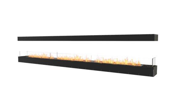 Flex 158IL Island - Ethanol / Black / Uninstalled View by EcoSmart Fire