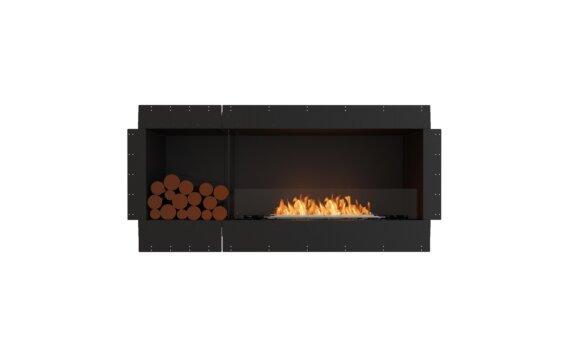 Flex 60SS.BXL Single Sided - Ethanol / Black / Uninstalled View by EcoSmart Fire