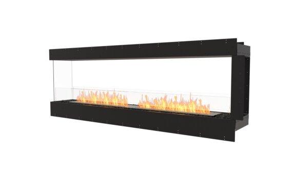 Flex 86PN Peninsula - Ethanol / Black / Uninstalled View by EcoSmart Fire
