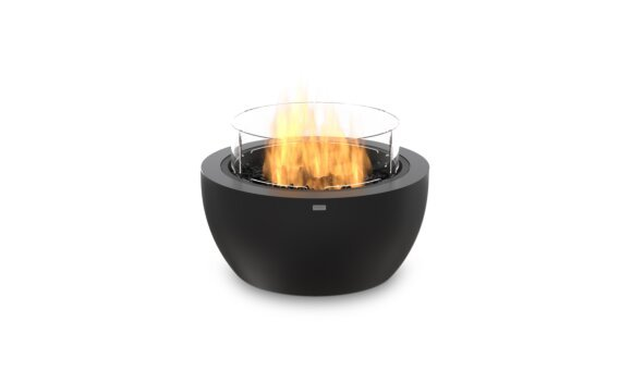 Pod 30 Fire Pit - Gas LP/NG / Graphite / Optional Fire Screen by EcoSmart Fire