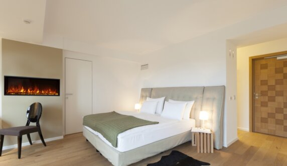 Hotel Room - EL60 Electric Serie by EcoSmart Fire