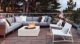 Solstice Outdoor - In-Situ Image by Brown Jordan Fires