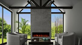 EL60 Electric Serie - In-Situ Image by EcoSmart Fire