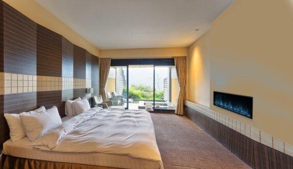 Hotel Room - EL60 Electric Serie by EcoSmart Fire
