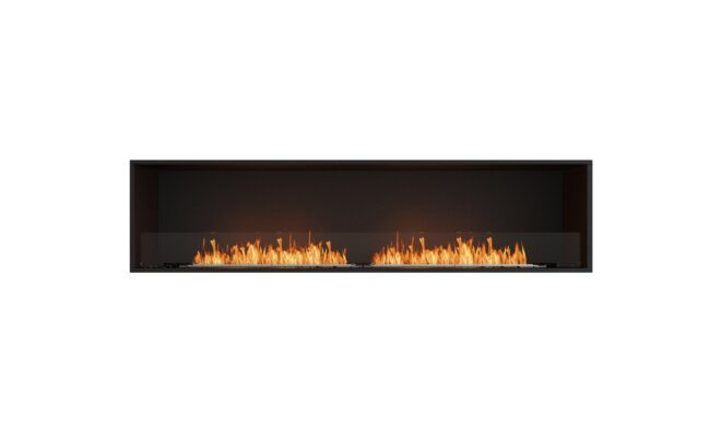 Single Sided Fireplace Insert by MAD Design Group