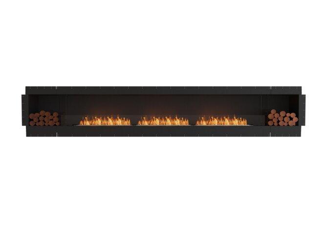 Flex 158SS.BX2 Single Sided - Ethanol / Black / Uninstalled View by EcoSmart Fire