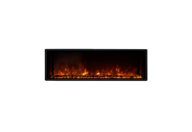 EL40 Electric Serie - Electric / Black by EcoSmart Fire