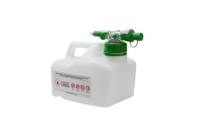 Jerry Can 1.25 Gal Safety Accessorie - Ethanol by e-NRG Bioethanol