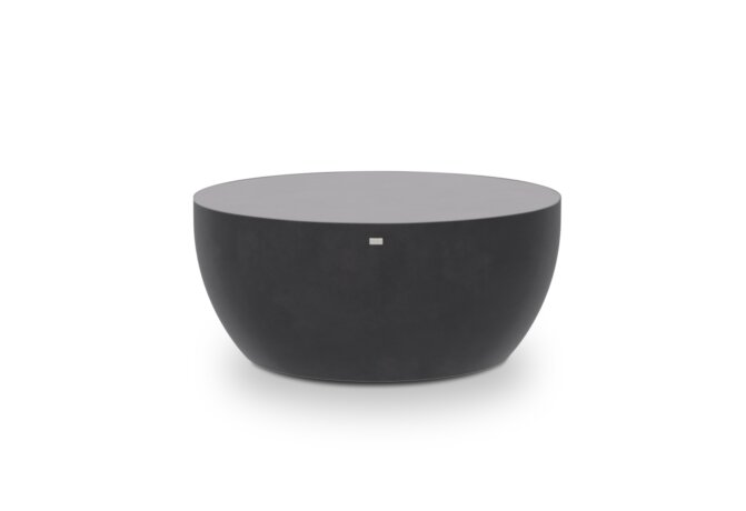 Circ L2 Coffee Table - Graphite by Blinde Design