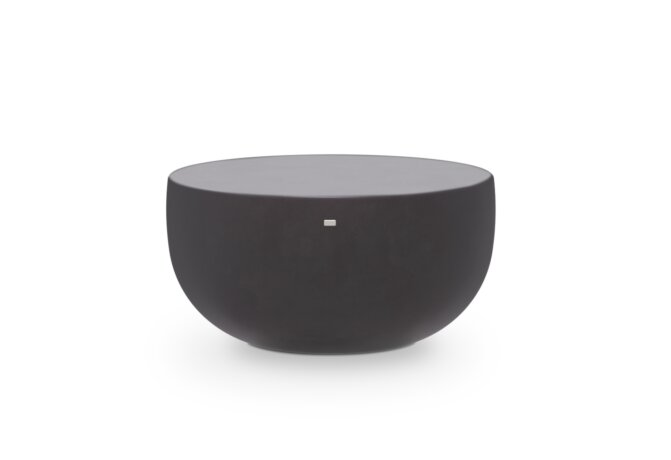 Circ M1 Coffee Table - Graphite by Blinde Design