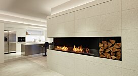 Flex 68LC.BXR Fireplace Insert - In-Situ Image by EcoSmart Fire