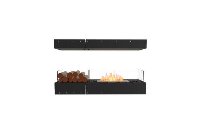 Flex 50IL.BX1 Island - Ethanol / Black / Uninstalled View by EcoSmart Fire