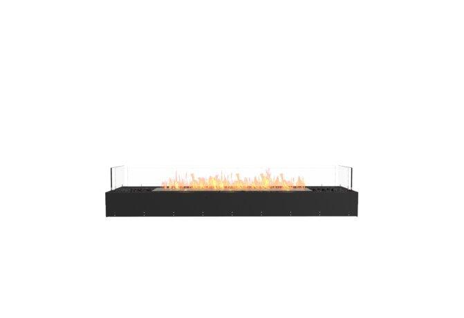 Flex 68BN Bench - Ethanol / Black / Uninstalled View by EcoSmart Fire