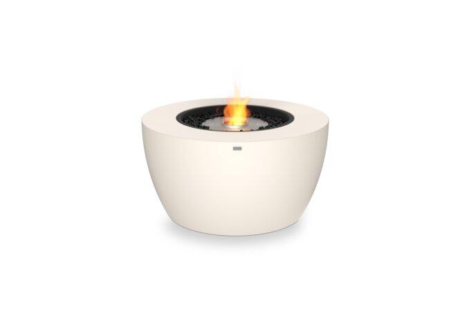 Pod 40 Fire Pit - Ethanol / Bone by EcoSmart Fire