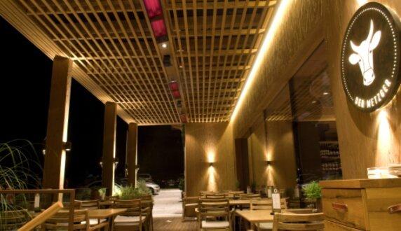 Vision - Kopie Restaurant - Vision 3200W Heatscope Heater by Heatscope