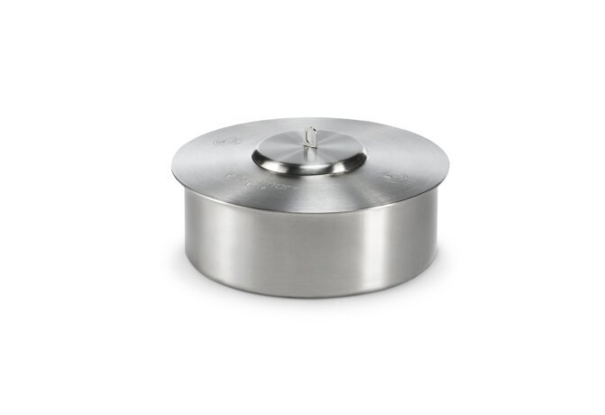 AB3 Lid Safety Accessorie - Stainless Steel / Burner not included by EcoSmart Fire