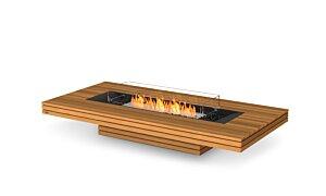 Gin 90 (Low) Fire Pit - Studio Image by EcoSmart Fire