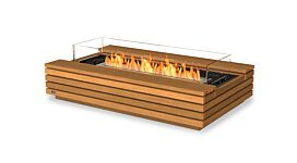 Cosmo 50 Fire Pit Table - Studio Image by EcoSmart Fire