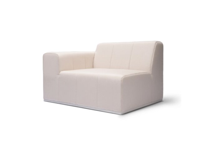 Connect L50 Modular Sofa - Canvas by Blinde Design
