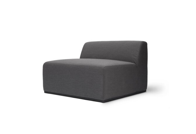 Relax S37 Modular Sofa - Flanelle by Blinde Design