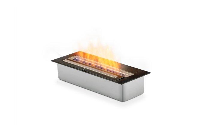 XL500 Ethanol Burner - Ethanol / Black by EcoSmart Fire