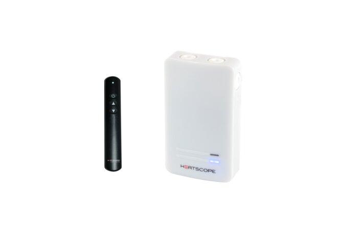 IR Remote Control HEATSCOPE® Accessorie - White by Heatscope