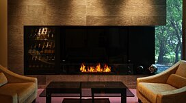 XL1200 EcoSmart Fire - In-Situ Image by MAD Design Group