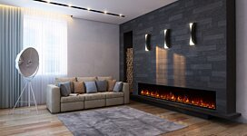 EL100 EcoSmart Fire - In-Situ Image by MAD Design Group