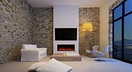 EL40 EcoSmart Fire - In-Situ Image by MAD Design Group