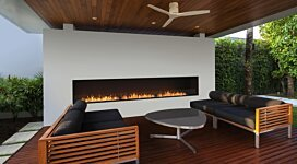 Flex 122SS.BX2  - In-Situ Image by EcoSmart Fire