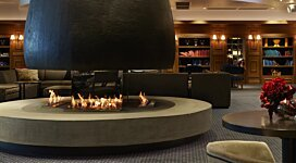 XL700 EcoSmart Fire - In-Situ Image by MAD Design Group