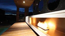 XL900 Ethanol Burner - In-Situ Image by EcoSmart Fire