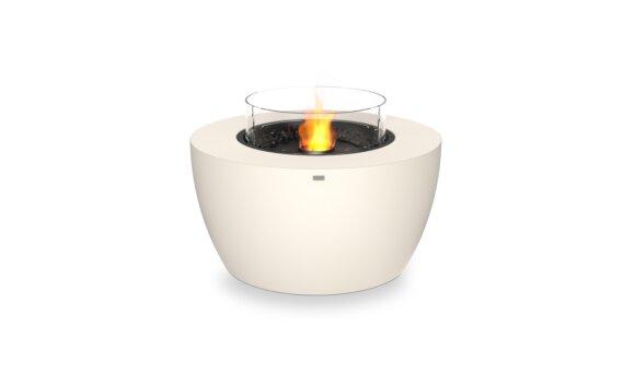 Pod 40 Range - Ethanol - Black / Bone / Optional Fire Screen by EcoSmart Fire