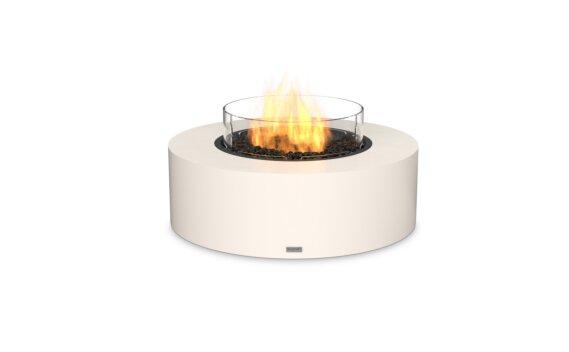 Ark 40 Fire Pit - Gas LP/NG / Bone by EcoSmart Fire