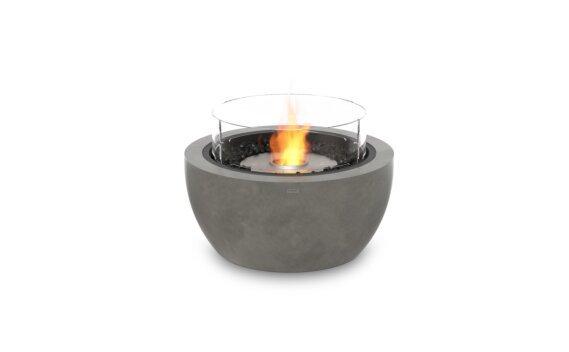 Pod 30 Fire Pit - Ethanol / Natural / Optional Fire Screen by EcoSmart Fire